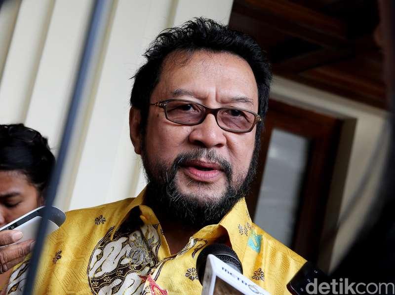 Jelang Pengumuman Kepengurusan DPP Golkar, Yorrys: Akan Ada Kejutan
