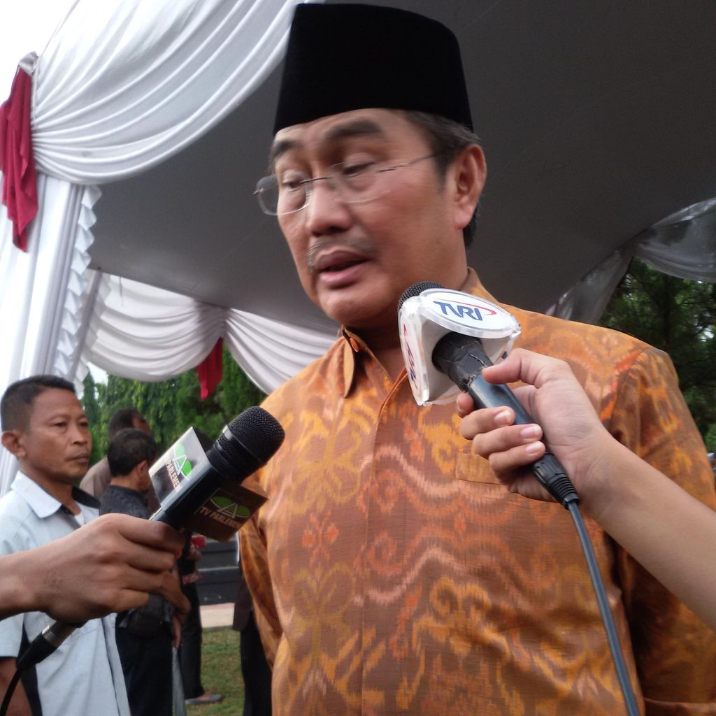 Jimly: Petahana Harus Mundur di Pilkada, Anggota DPR Tak Perlu