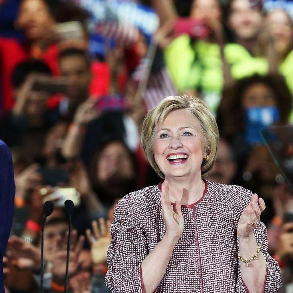 Pidato di Konvensi, Bill Clinton Sebut Hillary Pembuat Perubahan Terbaik