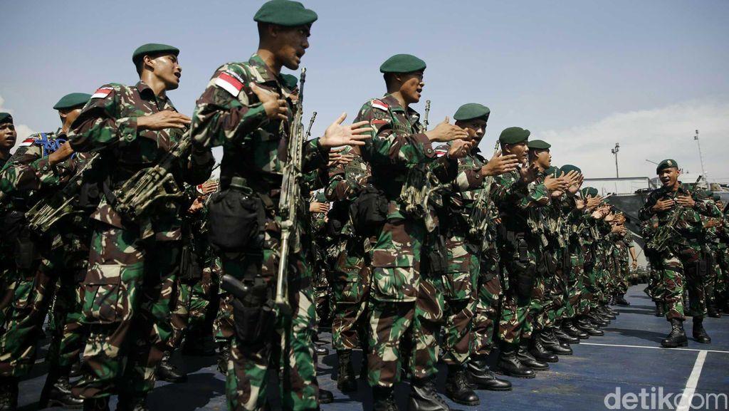 Ketua Pansus RUU Terorisme: TNI Dilibatkan Dalam Aspek Penindakan