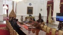 Bertemu Perwakilan S&P, Jokowi Pamerkan Izin Investasi 3 Jam