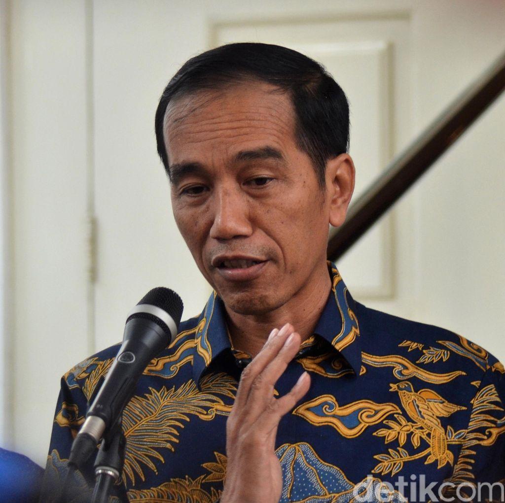 Rapat Soal RUU Pilkada, Jokowi: Perubahan Jangan Tambal Sulam!