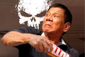 Presiden 'The Punisher' dari Filipina