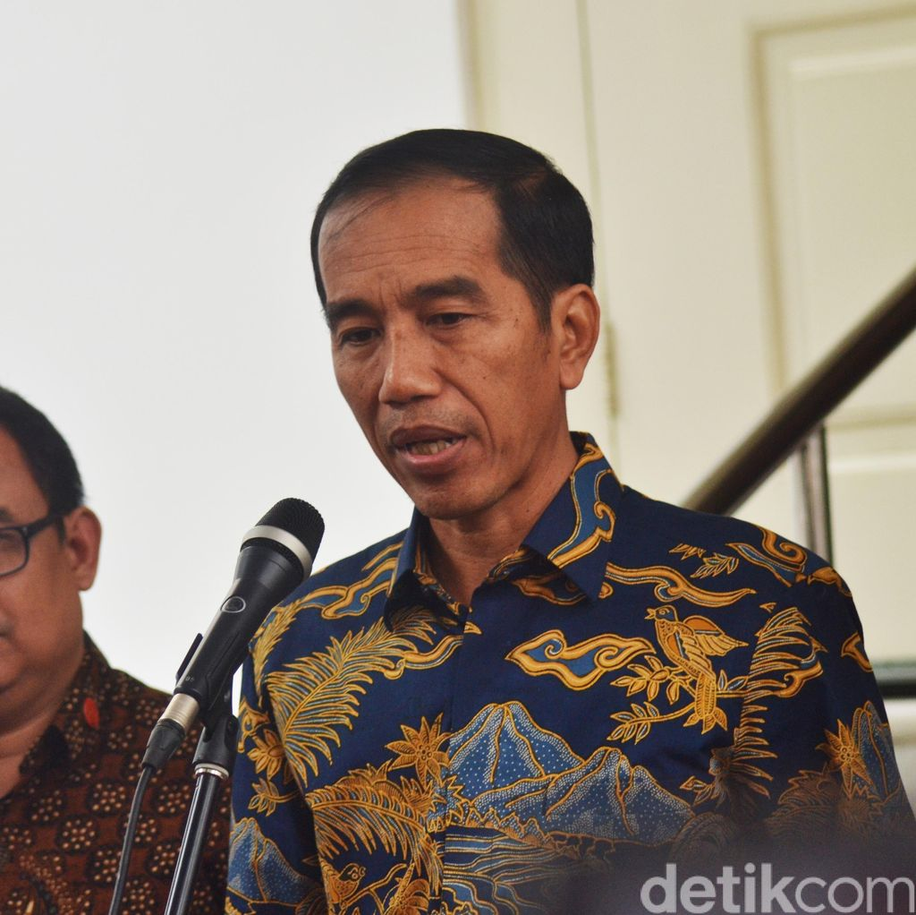 Jokowi akan Tetapkan 1 Juni Sebagai Hari Lahir Pancasila