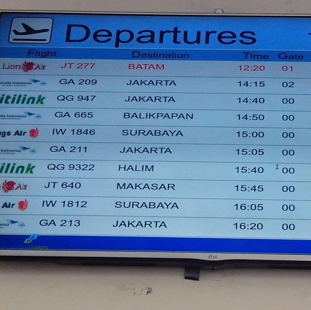 Antisipasi Pemudik Membeludak, 3 Maskapai Tambah Extra Flight di Yogya