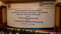 Bangun Jalan Tol Hingga Bandara, Adhi Karya Dapat Pinjaman Rp 7,5 T dari BRI