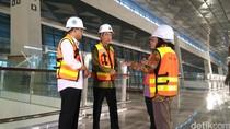 Jokowi: Bandara Soetta Akan Tersambung Kereta Cepat
