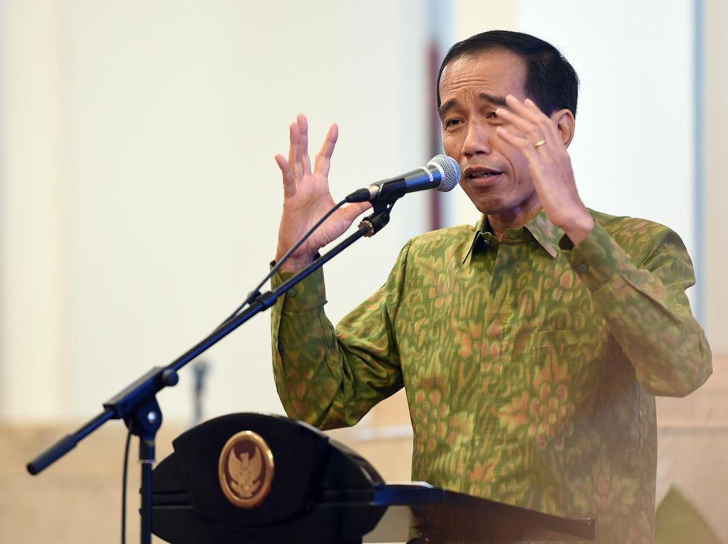 Jokowi: 1 Juni Libur, Ditetapkan Sebagai Peringatan Hari Lahir Pancasila