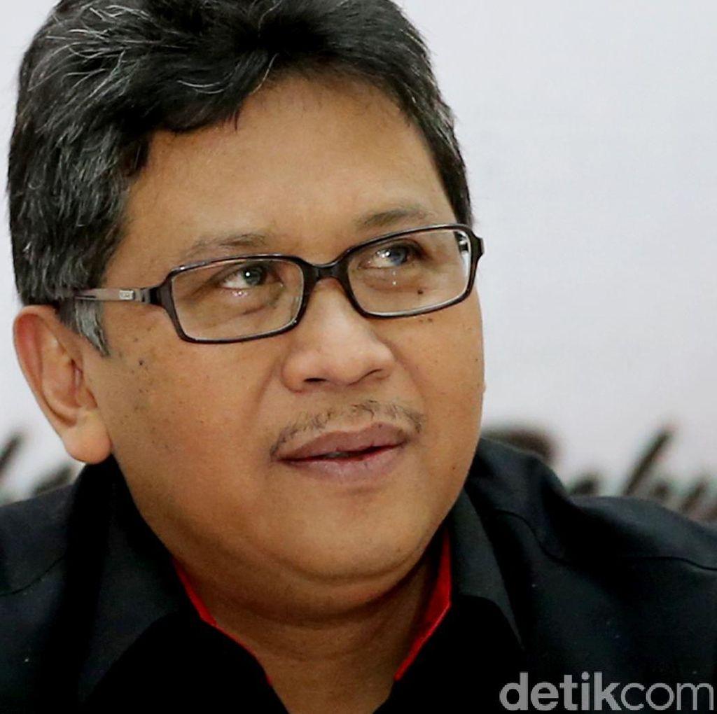 PDIP Tolak Perpanjangan Masa Jabatan Kapolri