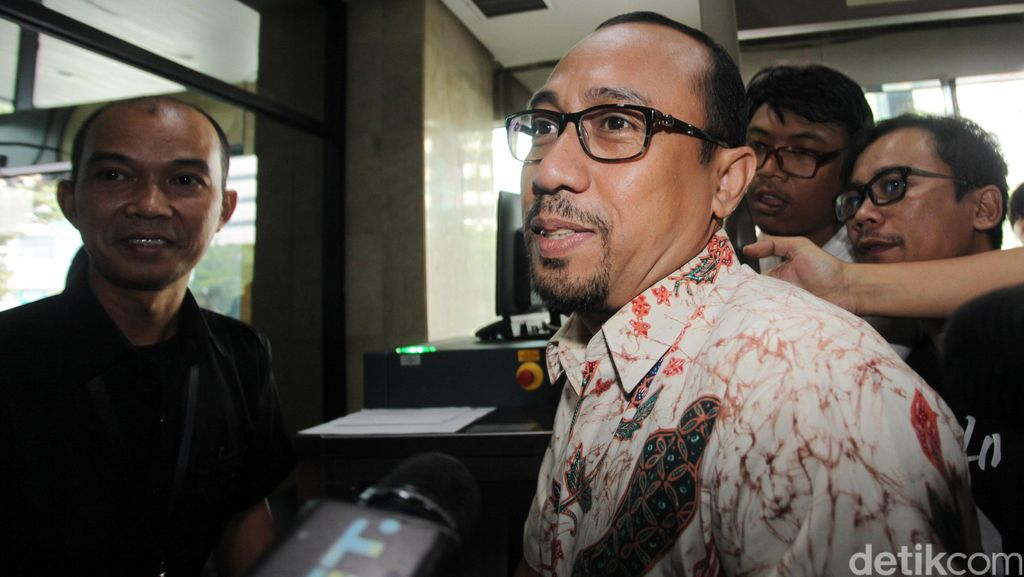 KPK Periksa Andi Taufan Tiro terkait Kasus Suap Proyek di Kementerian PUPR