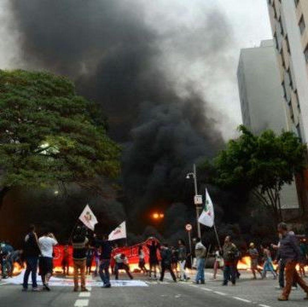 Krisis Politik Brasil Belum Segera Berakhir