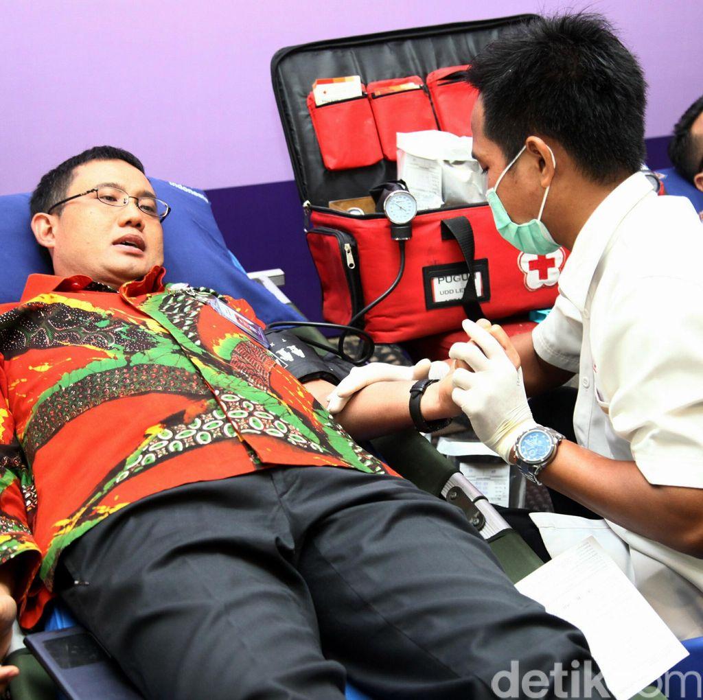PMI Sragen Krisis Stok Darah, Solo Siap Bantu