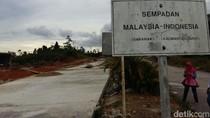 Niat Jokowi Bangun Infrastruktur Perbatasan Tak Mudah, Ini Kendalanya