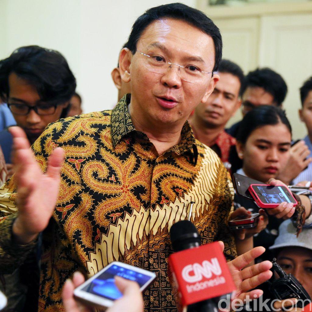 Soal Protes Ketua RT RW, Ahok: Lapor Got Bersih Juga Oke Kok