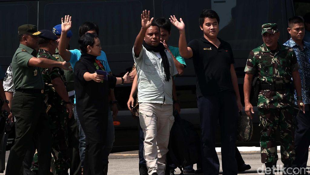 Kemlu: Pemulangan 2 Sandera Abu Sayyaf Kami Lakukan Sesuai Harapan Keluarga