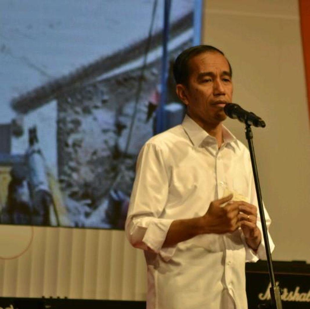 Jokowi Pimpin Langsung Tim Pengawal Paket Ekonomi