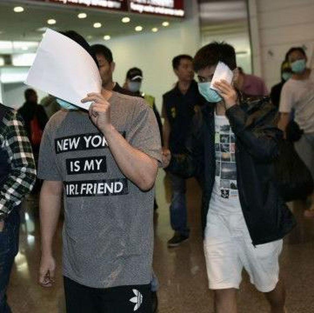 Taiwan Marah, 32 Warganya Dideportasi ke China dari Malaysia