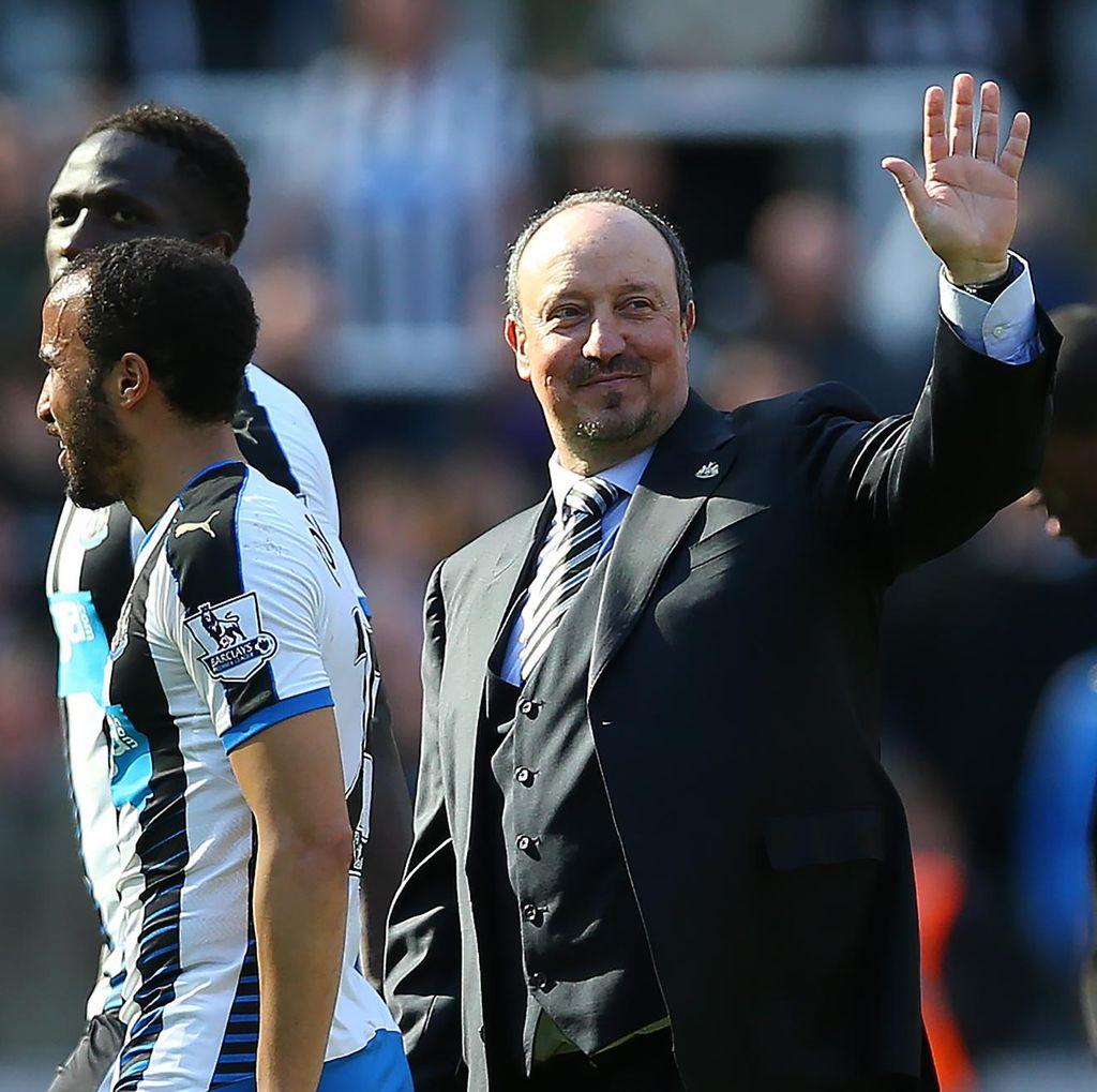 Benitez Tetap Lanjut Melatih Newcastle
