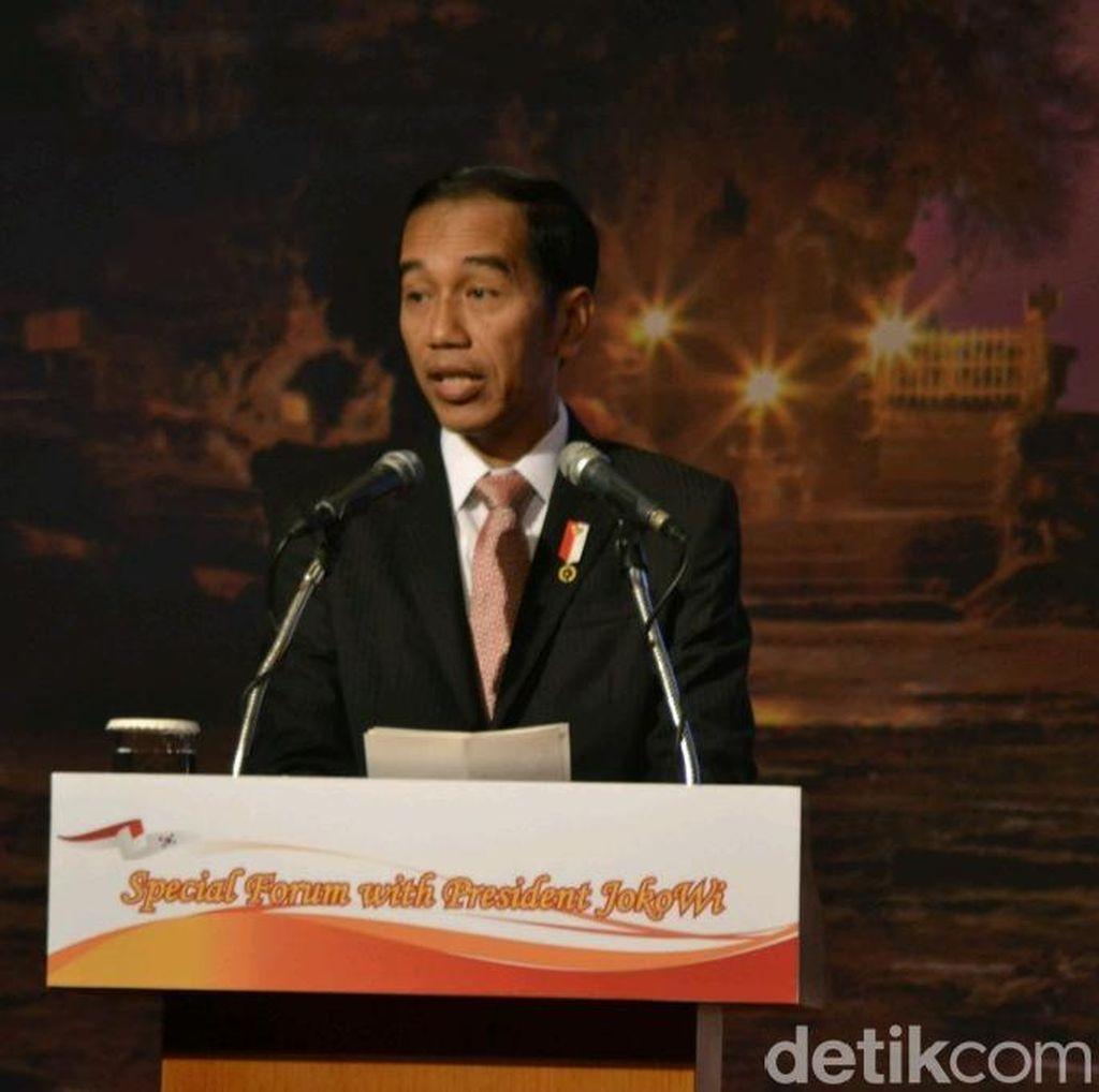 Ini Laporan Realisasi 12 Paket Ekonomi Jokowi