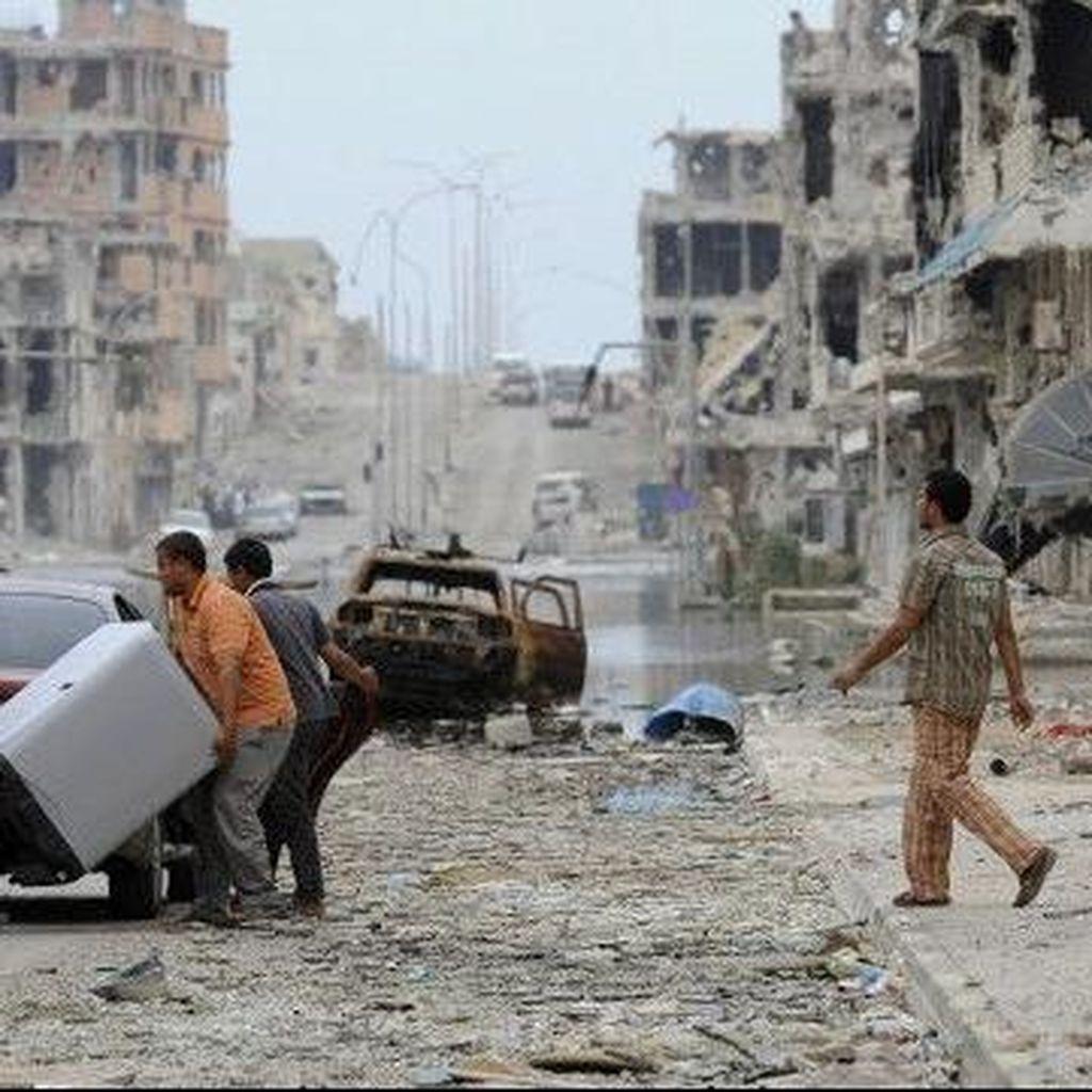 AS dan Dunia Barat akan Persenjatai Libya untuk Lawan ISIS