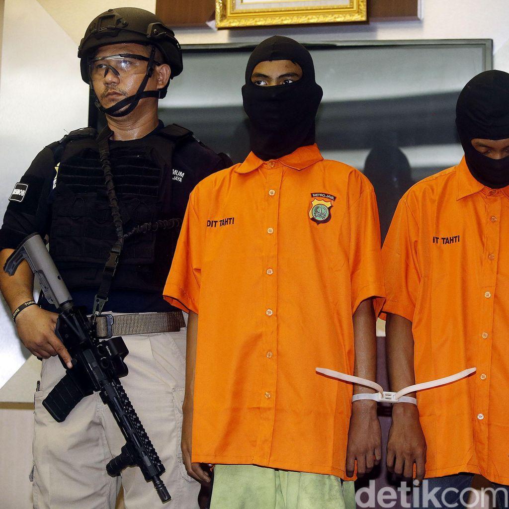 Berkas 2 Pembunuh Sadis Eno Dikembalikan ke Polisi