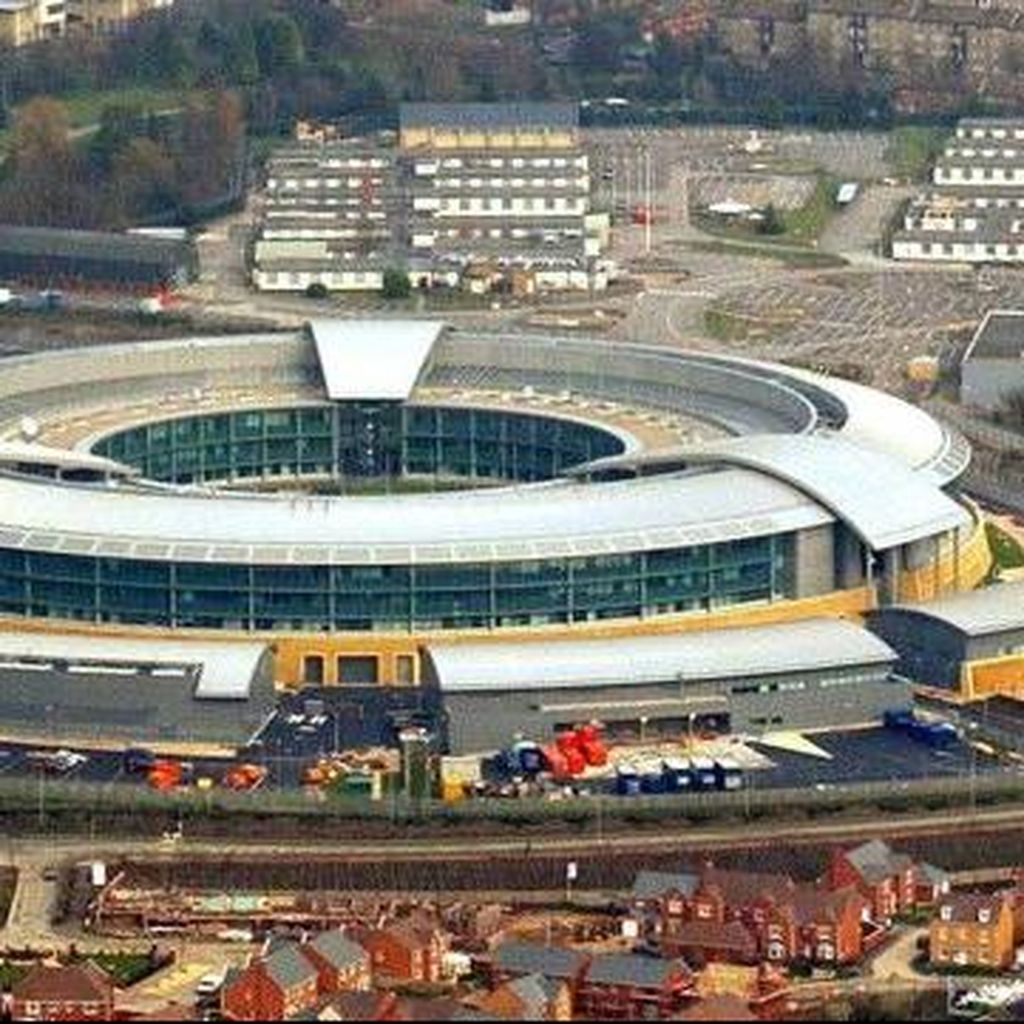 Dinas Intelijen Inggris GCHQ Resmi Hadir di Twitter