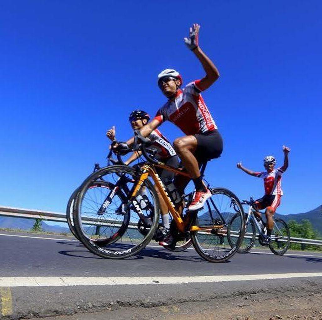 Buka Tutup Jalan Diterapkan Saat Tour de Jakarta Akhir Pekan Ini