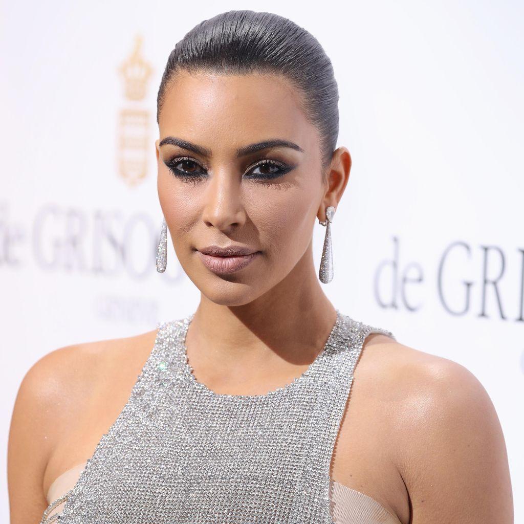 Penampilan Kim Kardashian di Ultah Scott Disick