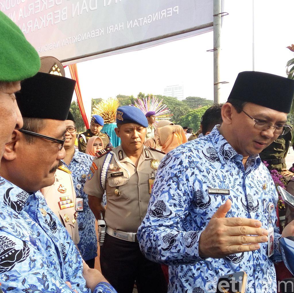 Ahok Ingin Berikan Subsidi Sembako Untuk Warga Jakarta