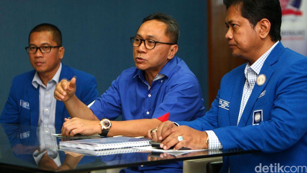 Ketua Umum PAN Tak Setuju Bila Syarat Caleg dari Kalangan Artis Diperketat
