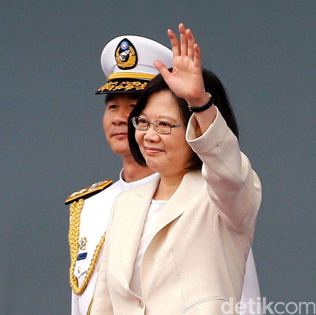 Publik Taiwan Marah Atas Komentar Pengamat China Soal Presiden Mereka