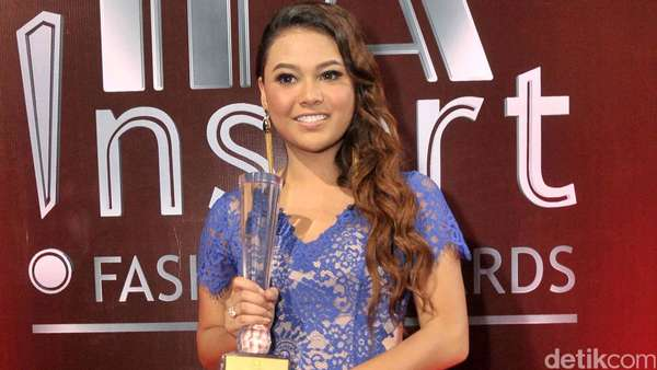 Aurel, Selebriti Remaja Wanita Terfavorit !nsert Fashion Awards 2016