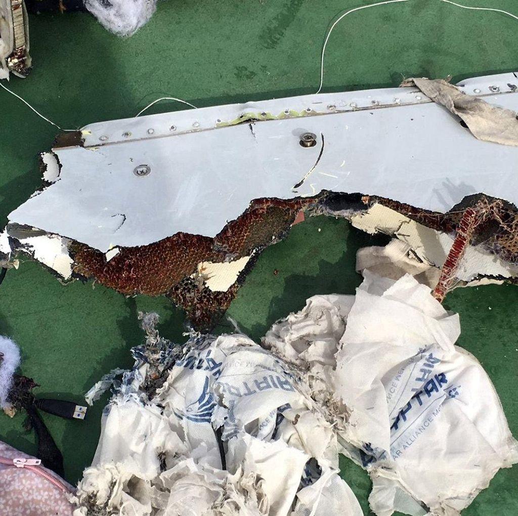 Sinyal Diduga dari EgyptAir MS804 Terdeteksi di Laut Mediterania