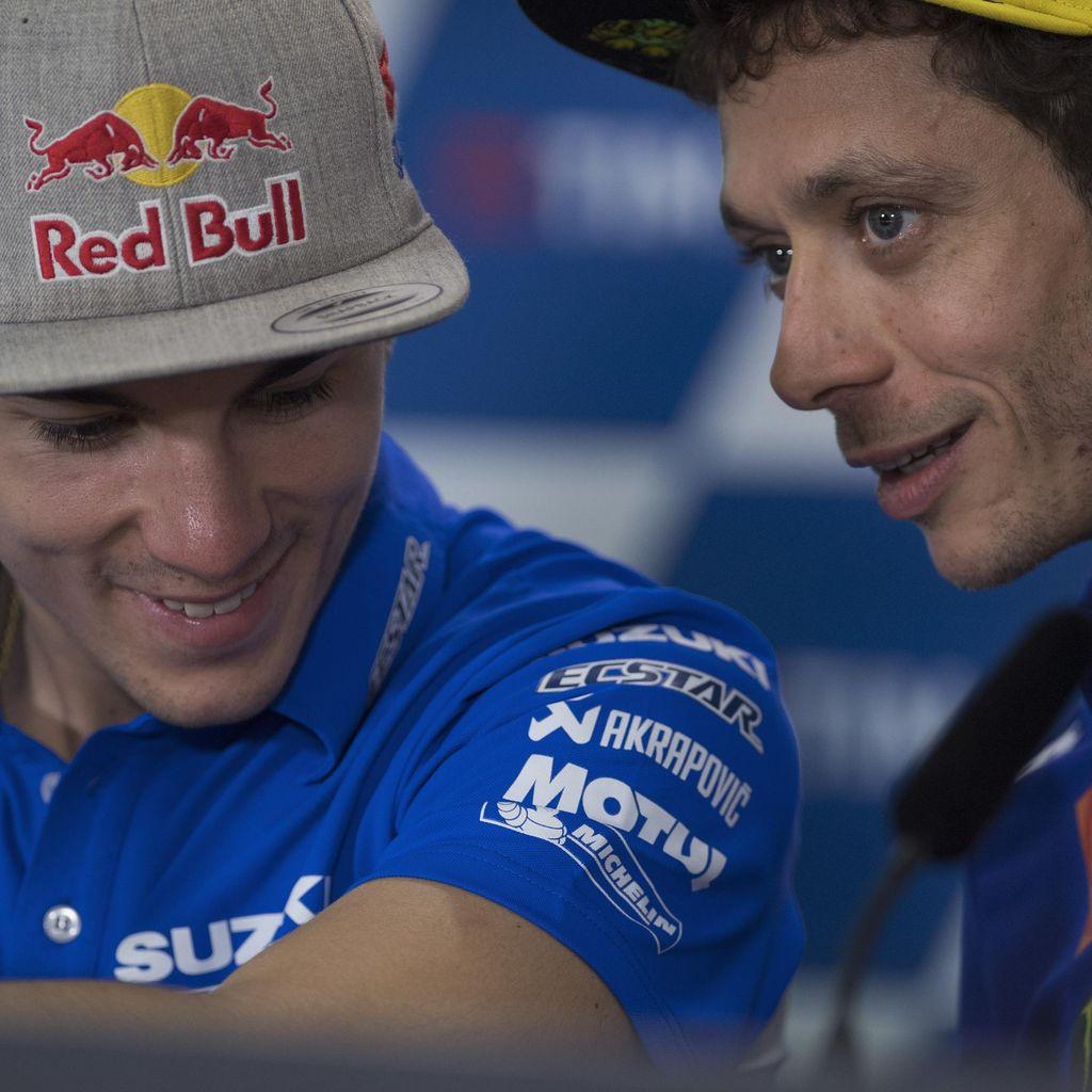Vinales Gabung Yamaha Bukan Karena Rossi
