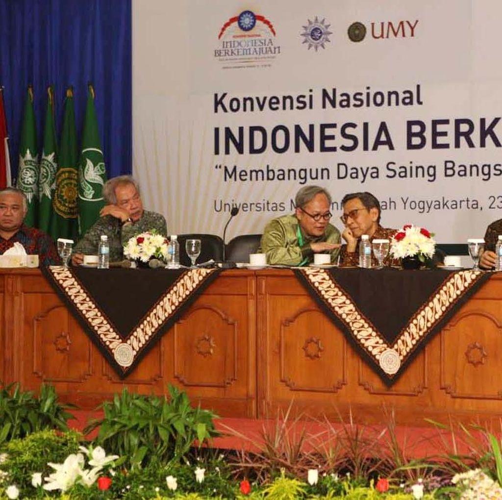 Muhammadiyah Rumuskan 6 Pokok Pikiran dalam KNIB di Yogyakarta