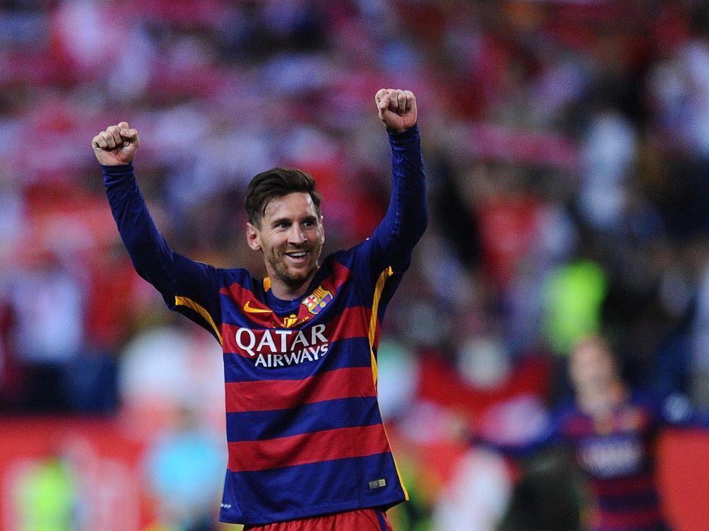 Messi Takkan Selamanya di Barca