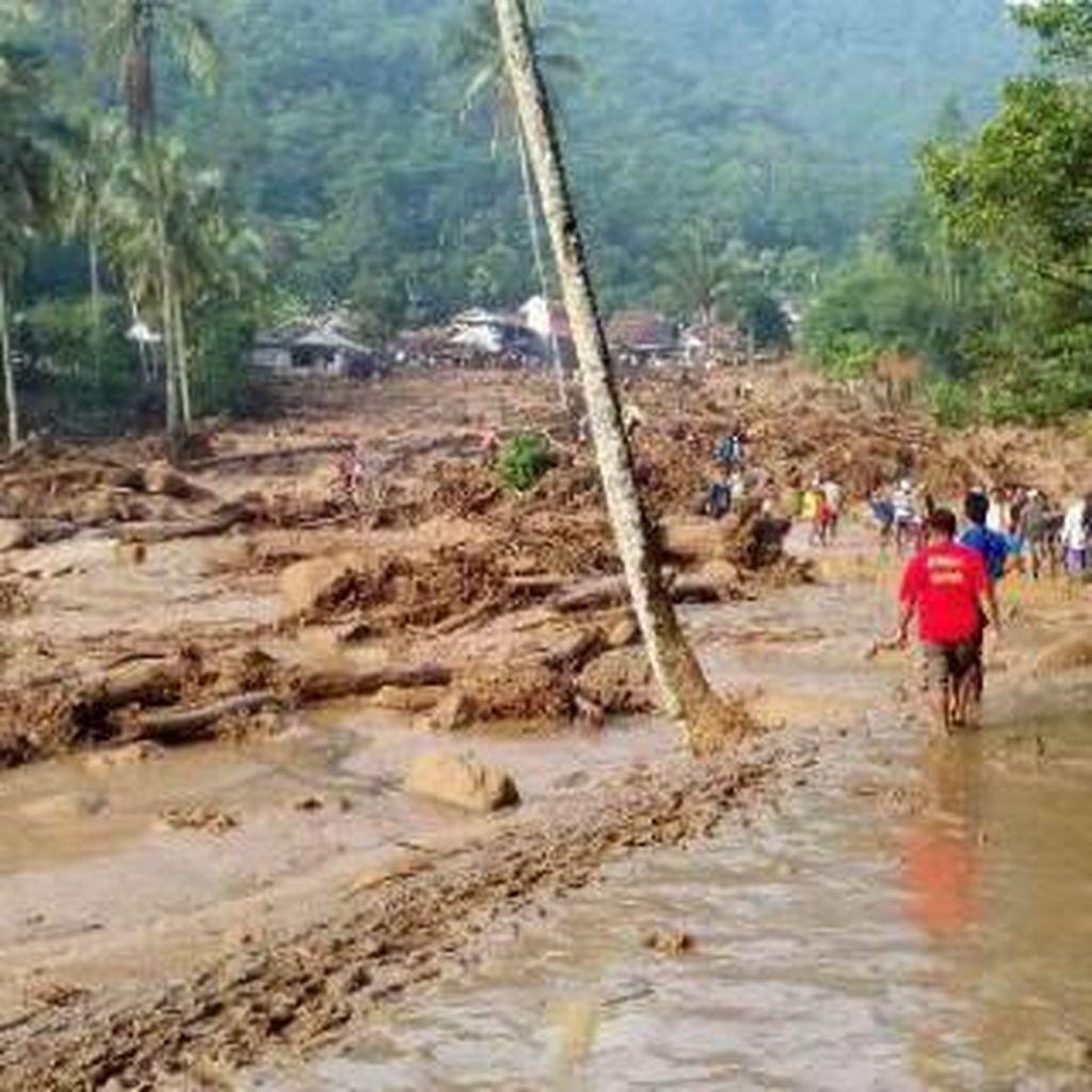 Sebelum Ditinggali Lagi, Lokasi Banjir Bandang Subang akan Diteliti Ahli Geologi