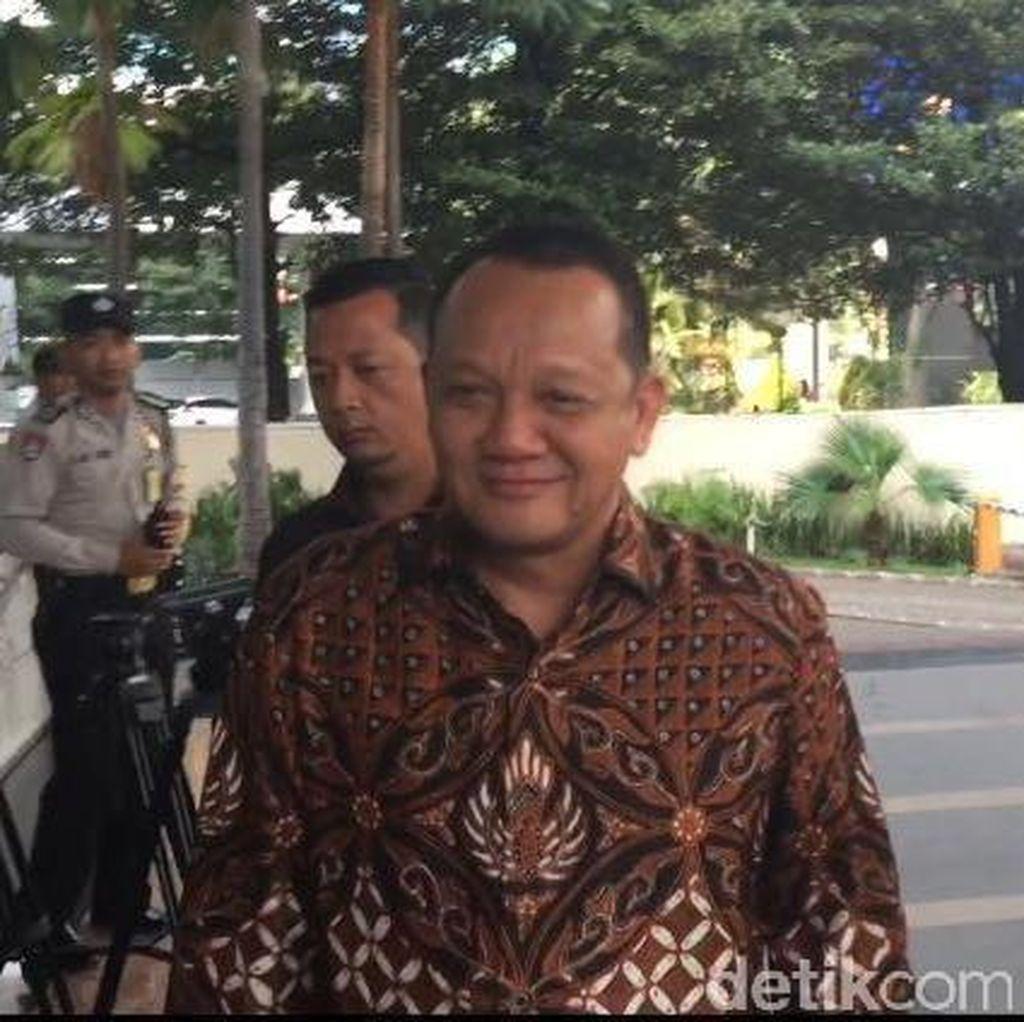 Sekretaris MA Nurhadi Diperiksa KPK Selama 12 Jam