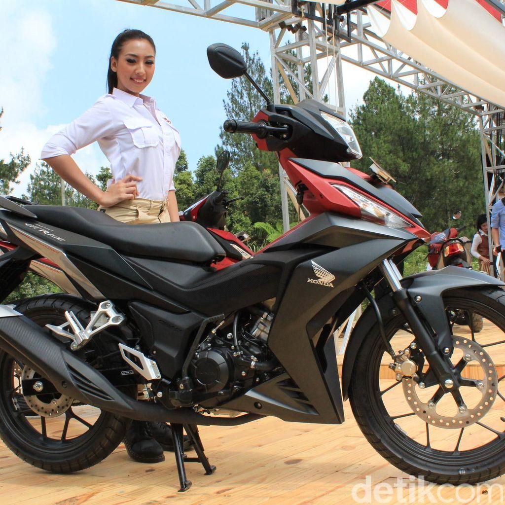 Honda Ekspor Mesin Supra GTR150 ke Vietnam