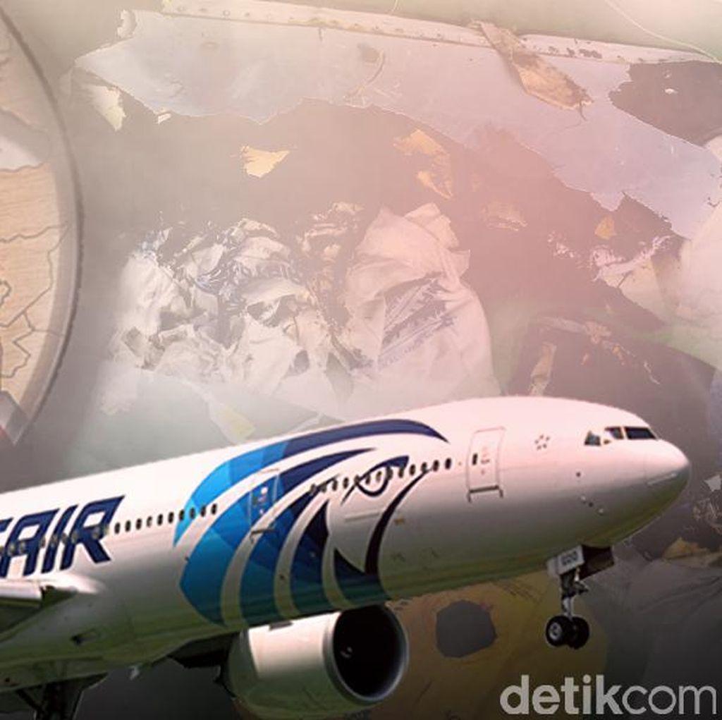 Cari Kotak Hitam EgyptAir di Laut Mediterania, 2 Perusahaan Asing Dilibatkan