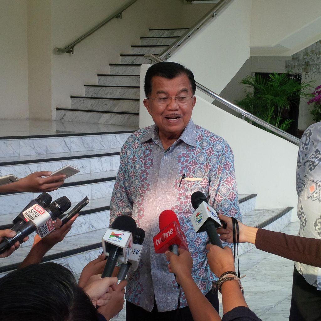 JK: Megawati Sangat-sangat Pantas Jadi Doktor HC Politik dan Pemerintahan