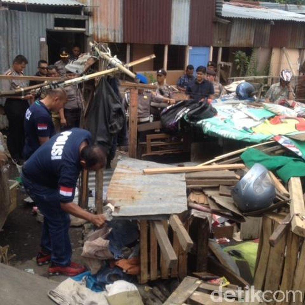 Geledah Perkampungan di Medan, Polisi Temukan Narkoba di Kandang Ayam