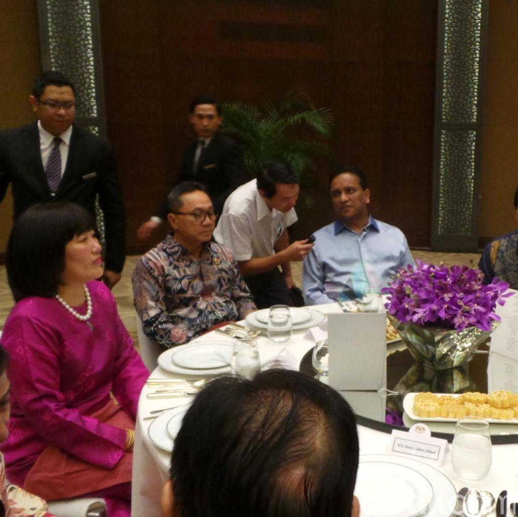 Ketua MPR RI Ajak Malaysia Berjuang Bersama di Tingkat Internasional