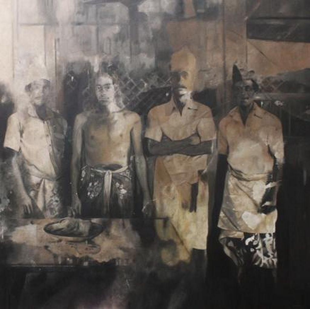 Seniman Bali Gelar Eksibisi Tunggal Terinspirasi Genosida 65