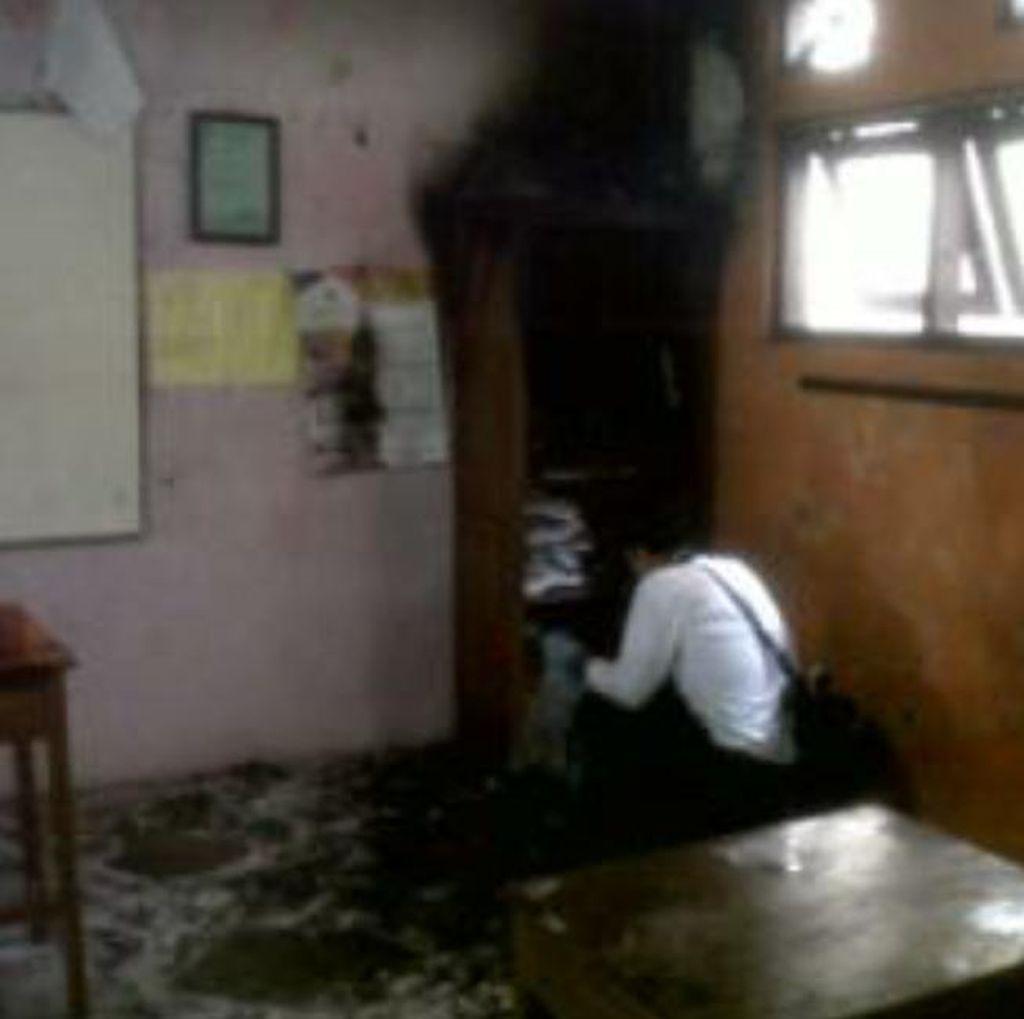 Polisi Pakai Restorative Justice di Kasus Bocah Pembakar Ruang Kelas di Sukoharjo