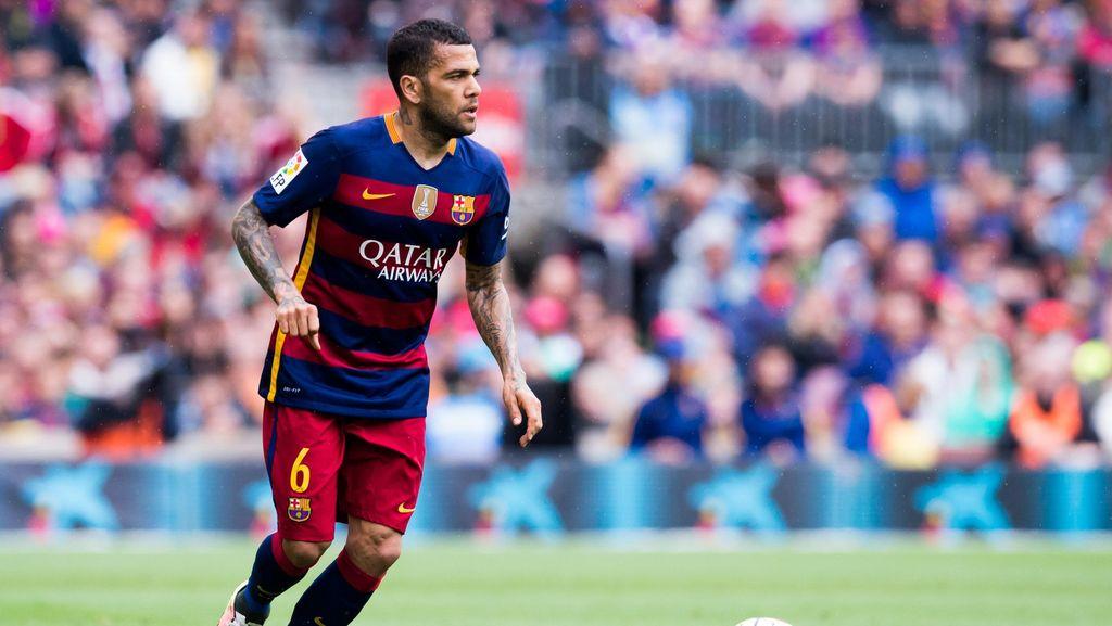 Dani Alves Ingin Bantu Juve Menangi Liga Champions