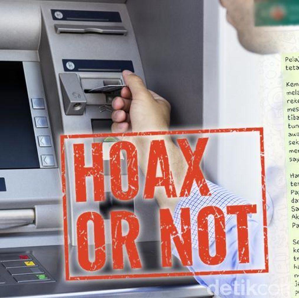 Heboh Jebakan Transfer Uang via ATM ke Rekening Bandar Narkoba