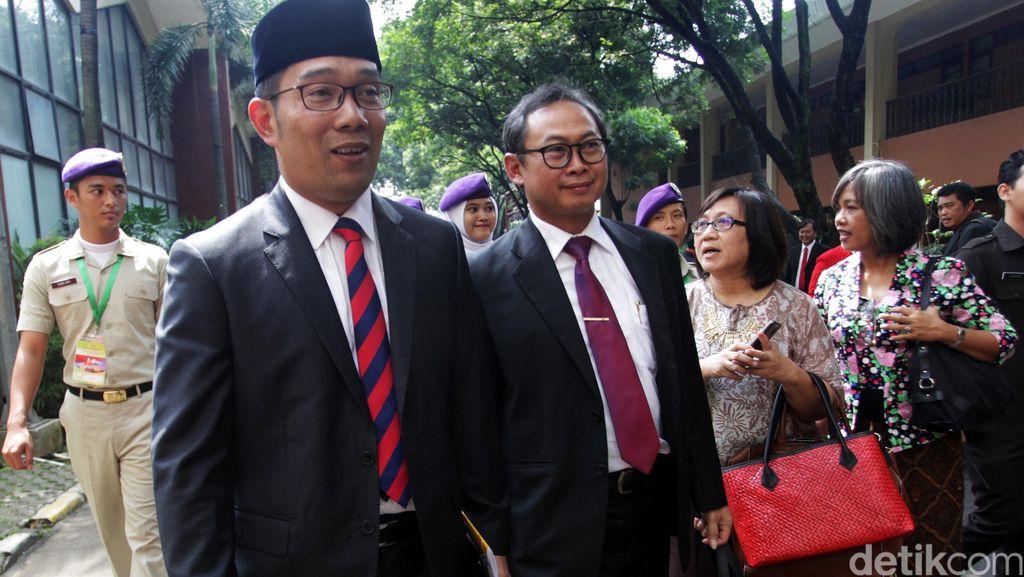 DAU Kota Bandung Dipotong Pusat, Begini Reaksi Ridwan Kamil