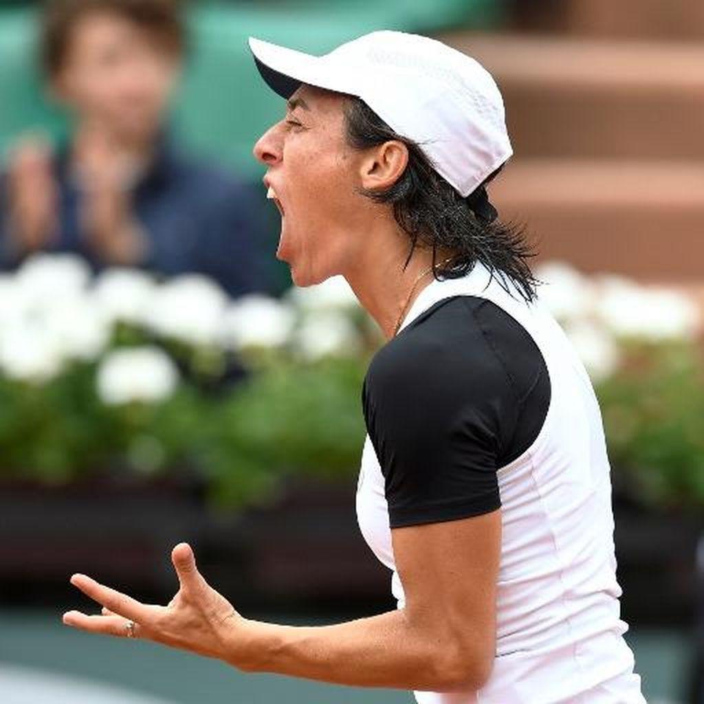 Roland Garros Mengumumkan Francesca Schiavone Pensiun ... Padahal Tidak
