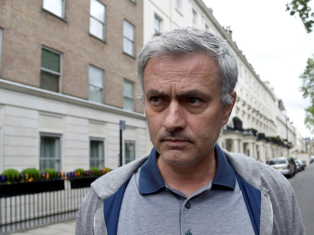 Mourinho Disebut Sudah Resmi Jadi Manajer Manchester United